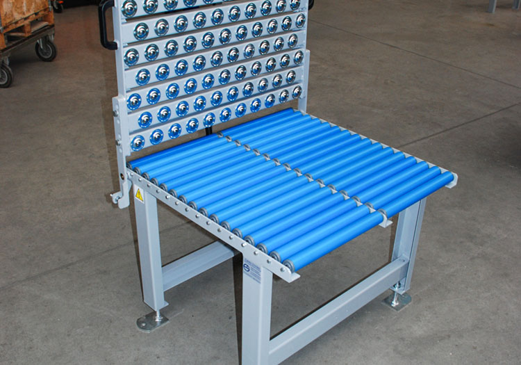 ball roller table