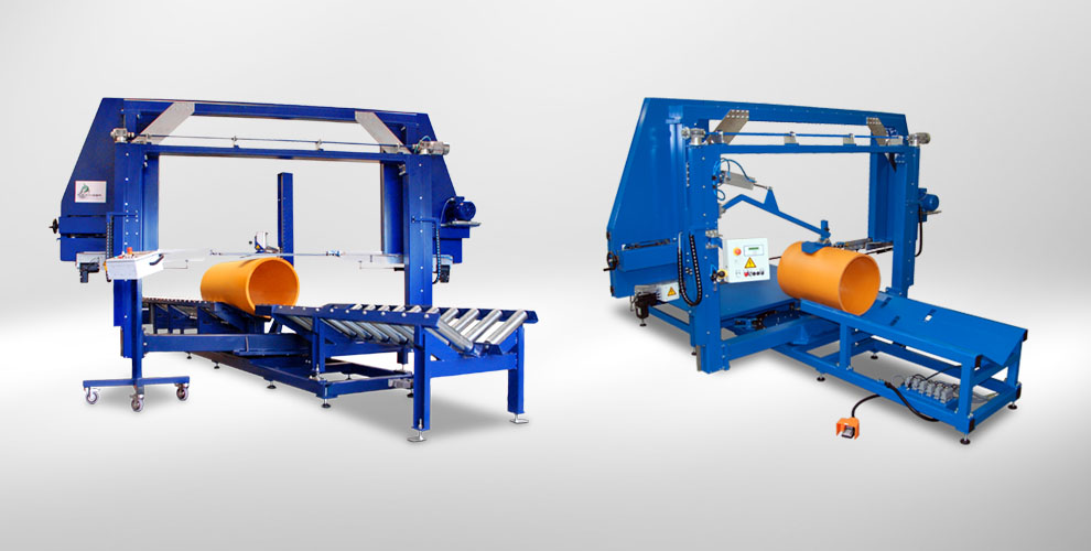 conveyor technology for special sawing machines