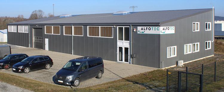 Alfotec Werk Sachsen