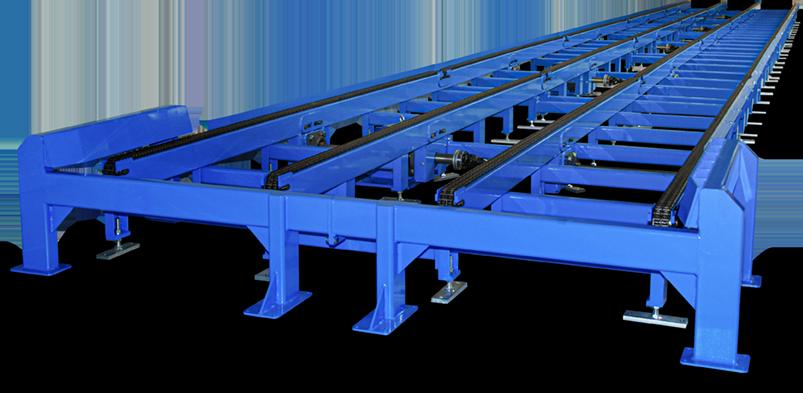 förderanlage blau für solarmodule-hersteller