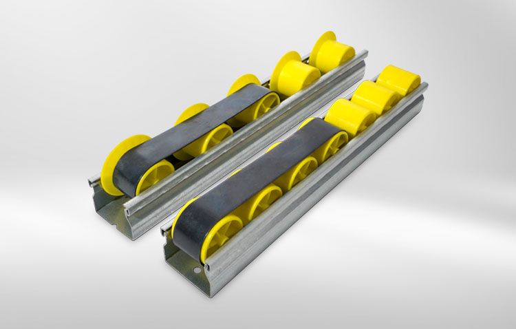 roller bars yellow