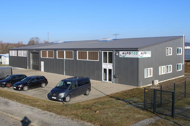 Alfotec Standort Sachsen