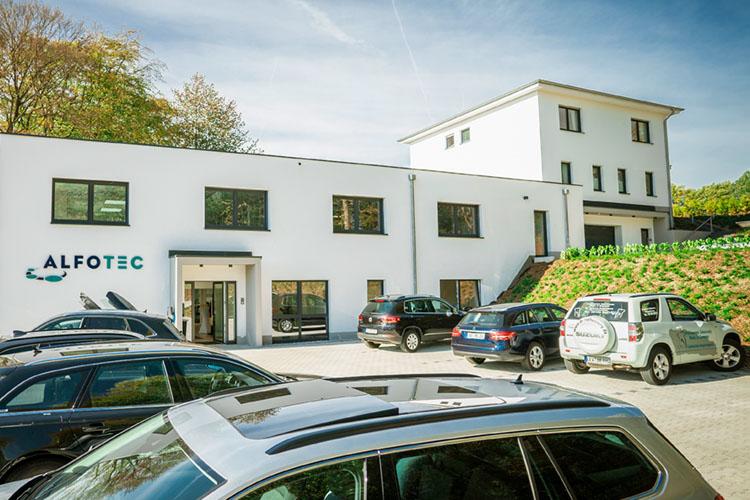 Alfotec Standort Zentrale Wermelskirchen