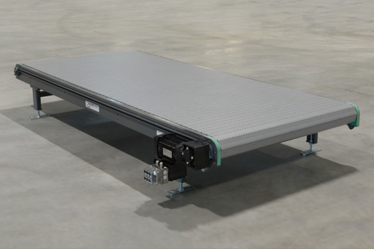 apron conveyor grey