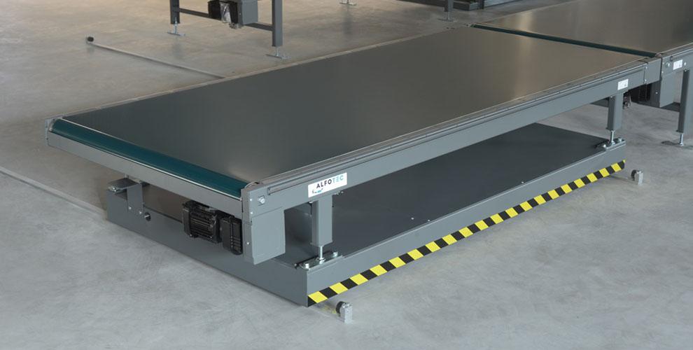Montagelinie für Büromöbel